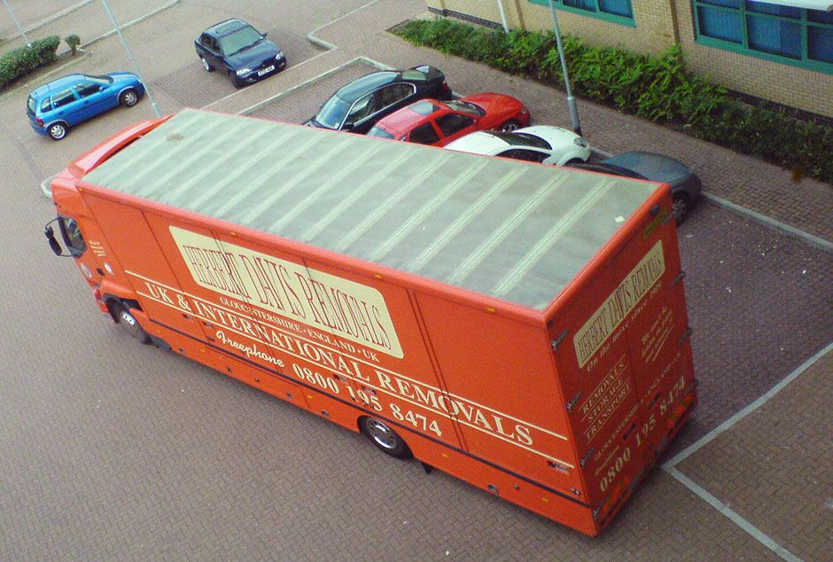 Business Removals Gloucestershire