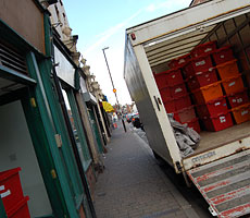 Gloucester Local Business Removals