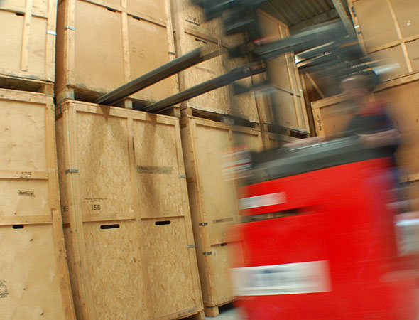 Storage in Gloucestershire