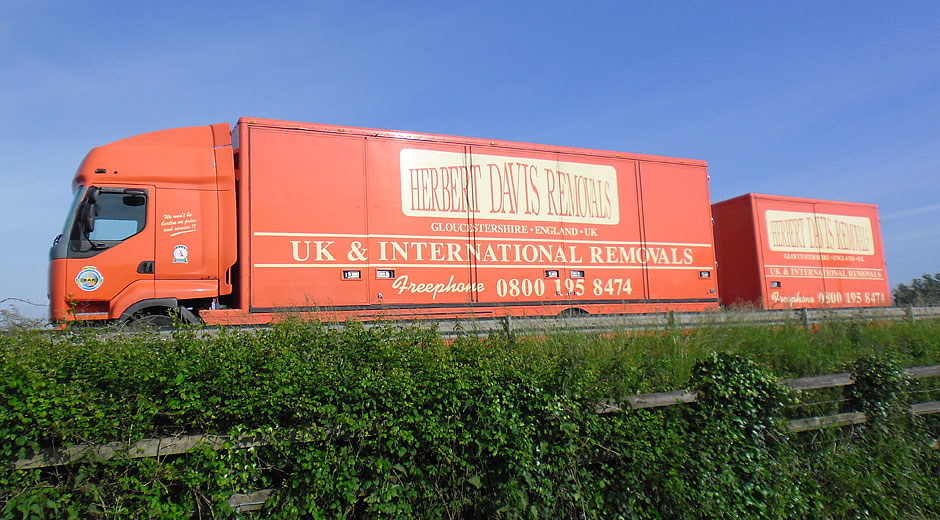 International Removals from Gloucestershire
